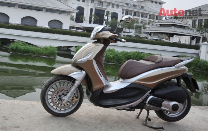 Piaggio Vietnam to recall some imported models