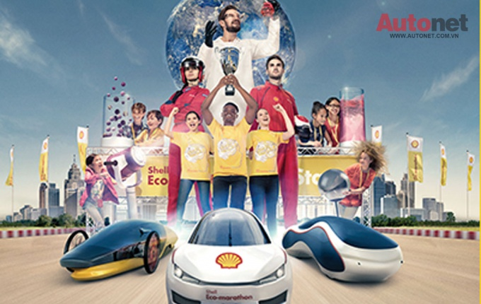 9 Vietnam teams to take part in Shell Eco-marathon 2015