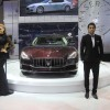 [VIMS 2016] Maserati booth – One of luxury and nobility