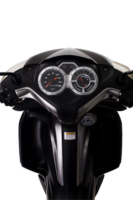 Yamaha ra mắt Jupiter phiên bản 2010