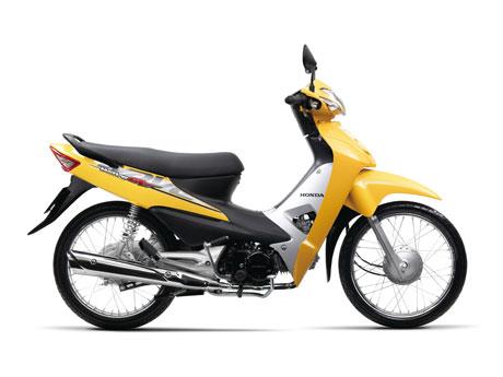 Honda VN giới thiệu Wave và Dream mới