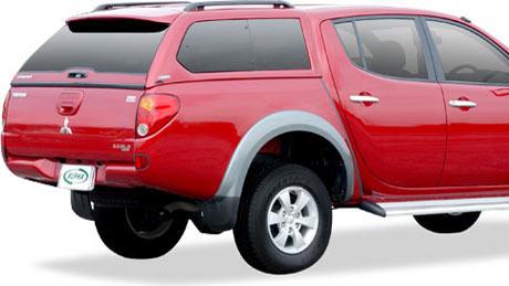 Phụ kiện hot của Mitsubishi Triton