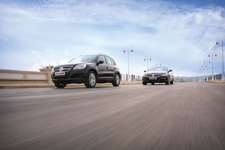 World Auto khuyến mãi lớn cho VW Tiguan