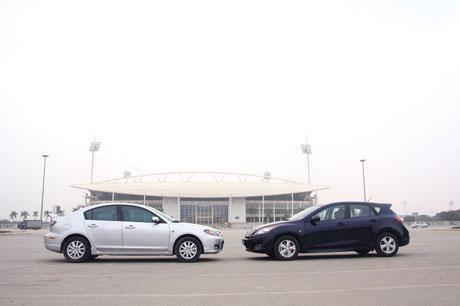 Mazda3 2010: Không chỉ ngoại hình thay đổi