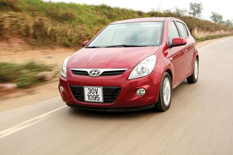Hyundai i20: hoà mình cùng Đường Lâm cổ kính