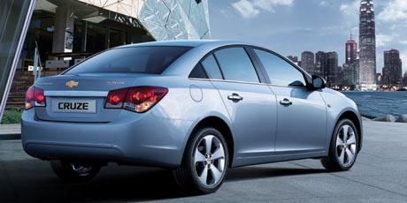 Vidamco chính thức ra mắt Chevrolet Cruze
