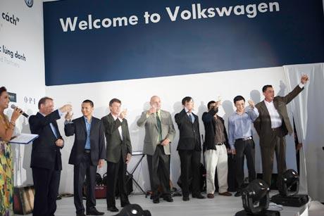 Volkswagen và thời trang phong cách