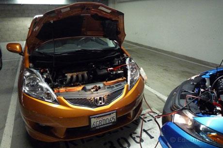 Honda Fit 2010: Tiếp nối thành công