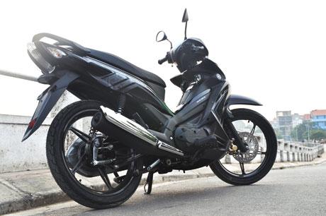 Yamaha Lexam – Công nghệ mới, tính năng hay