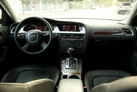 Tinh tế Audi A4