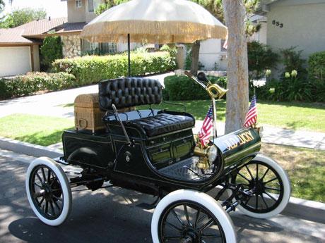 Lịch sử ngành ôtô thuở sơ khai