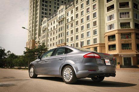 Ford Mondeo – cần thêm thời gian