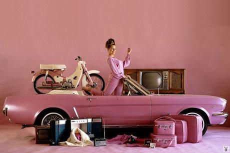 Thưởng xe cho người đẹp Playboy