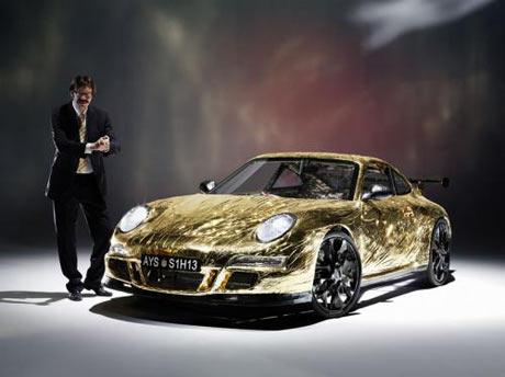 Chiếc Porsche chậm nhất thế giới