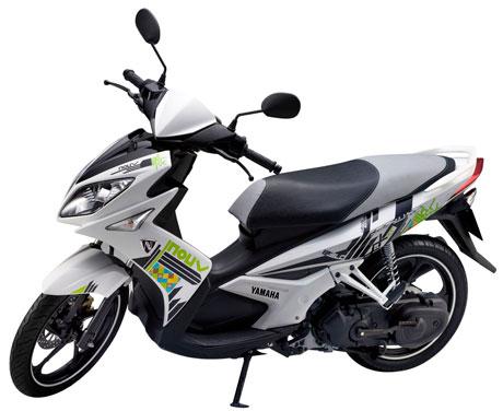 Yamaha giới thiệu Nouvo LX Limited