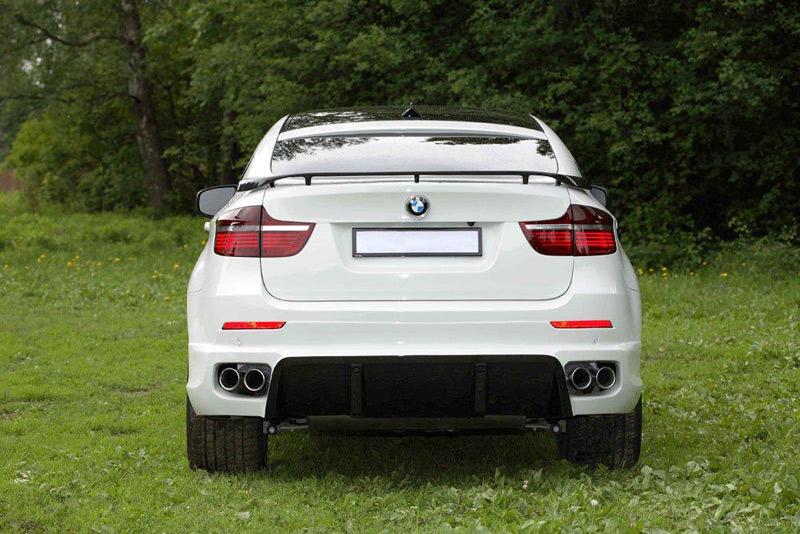 Biến tấu BMW X6