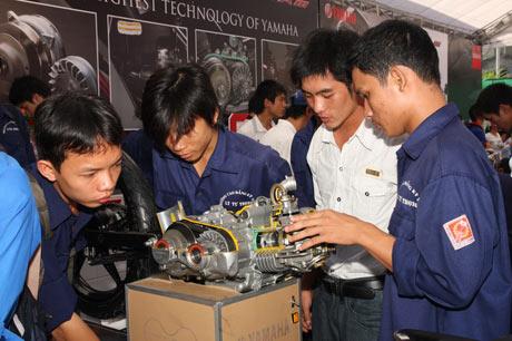 Kết quả cuộc thi tìm hiểu công nghệ Y.C.A.T.
