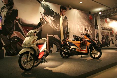 Yamaha VN trình làng hai gương mặt mới