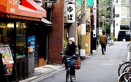 5 thành phố của những chiếc xe đạp