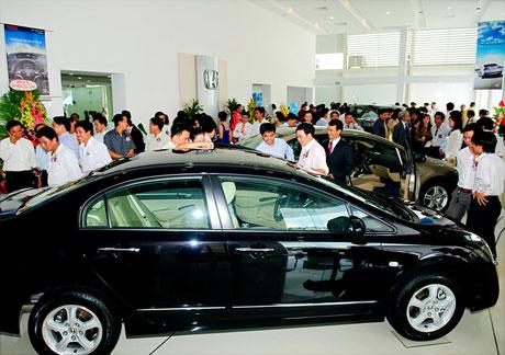 Khai trương Đại lý Honda Ôtô Biên Hoà