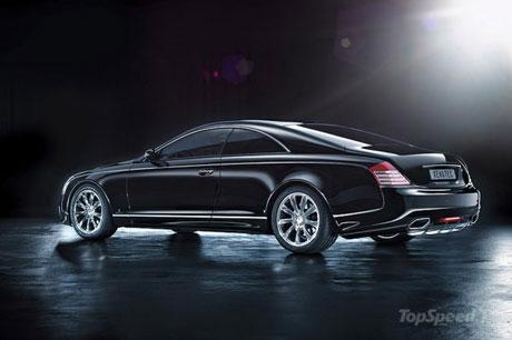 """Xenatec """"độ"""" Maybach 57S limousine"""