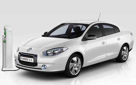 Xe điện của Renault sẽ lăn bánh khắp châu Âu