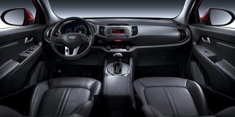 Kia Sportage 2011 sắp ra mắt tại Tây Nguyên