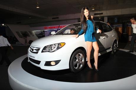 Hyundai Thành Công lấn át tại AutoExpo 2010