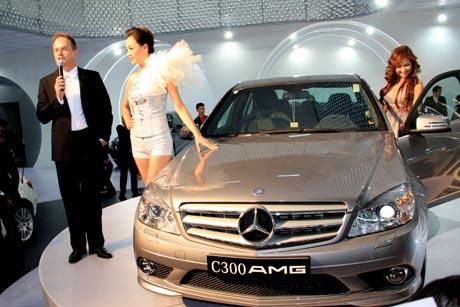 Những mẫu xe mới tại Triển lãm Ôtô Việt Nam