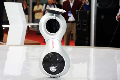 Honda VN – Công nghệ tỏa sáng