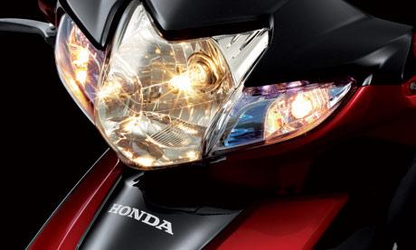 Honda Việt Nam giới thiệu Wave 110RSX mới