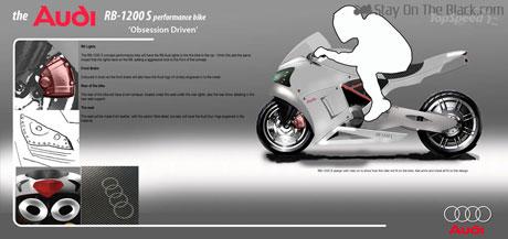 Liệu Audi có sản xuất xe máy?