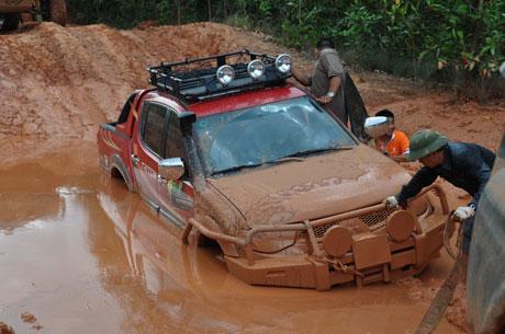 Độ xe off-road: P6 – Độ mâm và lốp xe