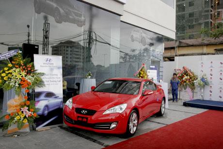 Khai trương Showroom Hyundai Bến Thành