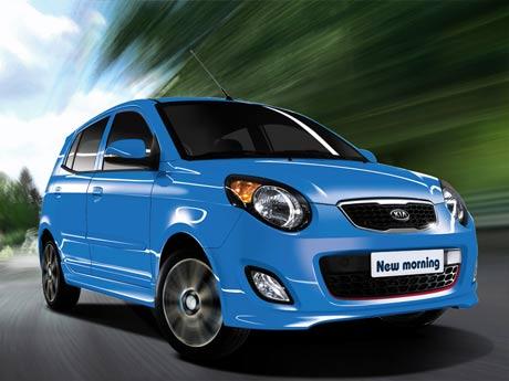 5 xe trong nước bán chạy nhất năm 2010