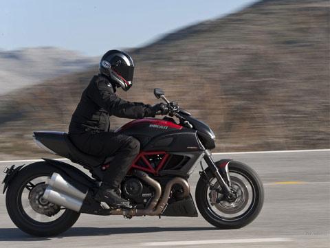 Ducati Diavel sắp về Việt Nam