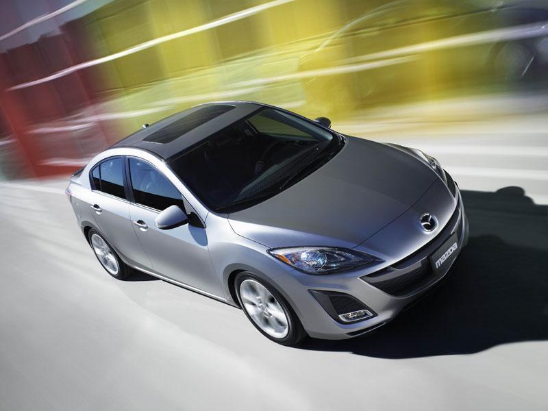 Sau Mazda2 là Mazda3