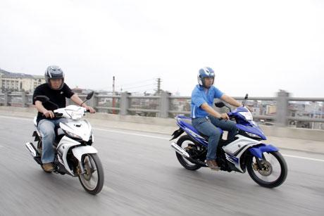 Yamaha Exciter 2011 - Vua của các dòng xe máy số