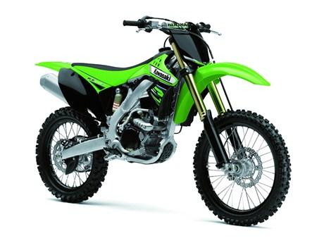 Kawasaki cải tiến dòng Motocross 2012