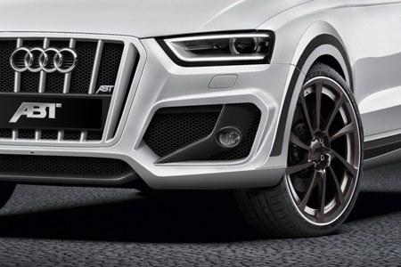 Audi Q3 mang phong cách mới lạ