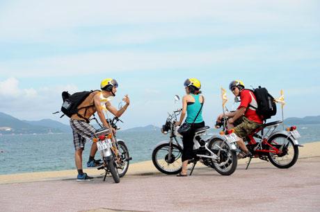 Solowins 50cc đón gió Nha Trang