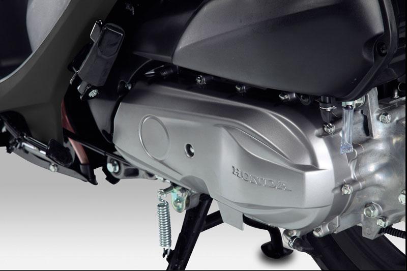 Honda Vision 110 – Scooter nhỏ gọn cho đô thị