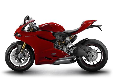 Ducati vén màn 1199 Panigale 2012