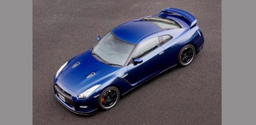 Mẫu xe Nissan GT-R Track Pack được ra mắt