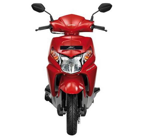 Honda ra mắt Dio 2012 hoàn toàn mới