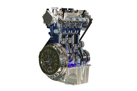 177 mã lực với đông cơ Ecoboost 1.0L?