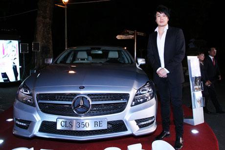 Mercedes-Benz tỏa sáng trong thế giới thời trang