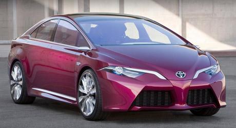 Toyota phát triển xe nhận biết tâm trạng