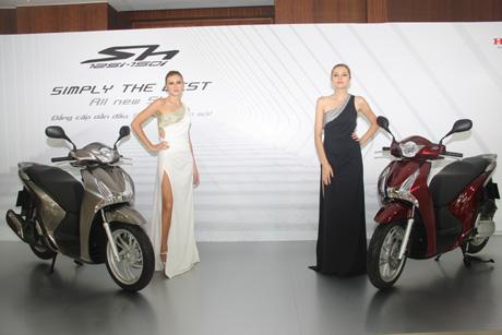 Honda SH mới được thiết kế dựa theo những xu hướng mới
