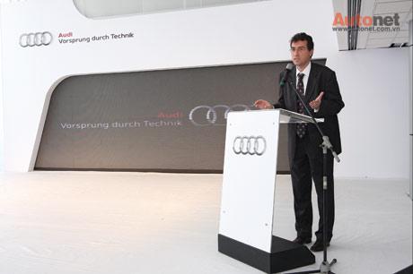 VAMA đã mở rộng hơn cho các nhà nhập khẩu xe chính thức lần đầu tiên tham dự, điều này sẽ tạo sự phát triển tích cực cho thị trường ôtô tại Việt Nam.